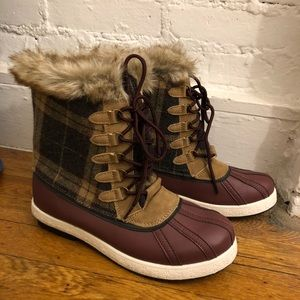Shoes - 2-for-$20✨ Fashion Weather Boot